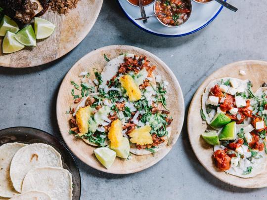 Las 8 mejores ciudades del mundo para comer tacos