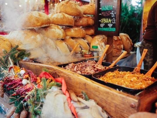8 powodów, by odwiedzić jarmark bożonarodzeniowy