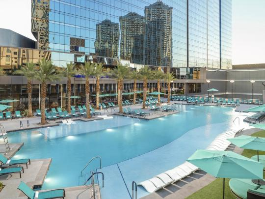 The top 5 family-friendly hotels in Las Vegas