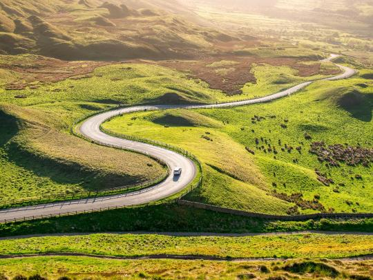 5 stunning road trips across the UK