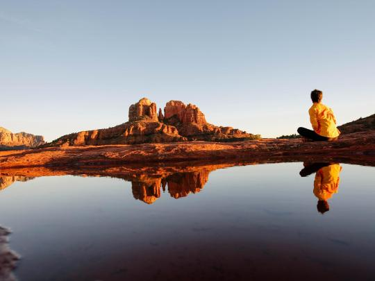 Spiritual Nature Destinations in the US