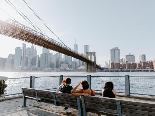 Vacation in your own city: New York