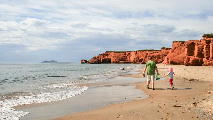 Canada's Best Beach Walks