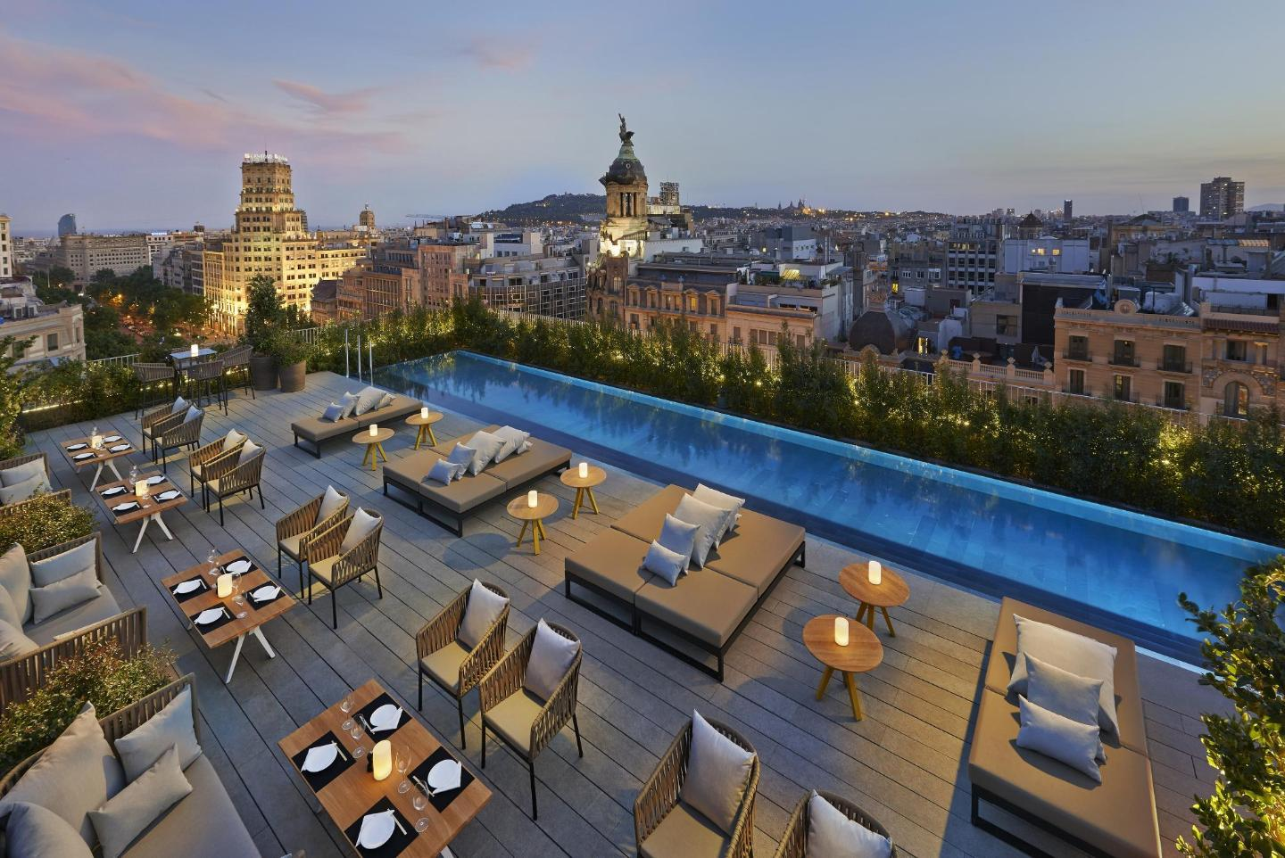 The 10 Best Hotels With Pools In Barcelona Spain Booking Com