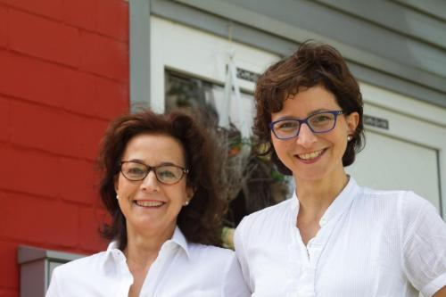 Agnes und Rebekka Braun