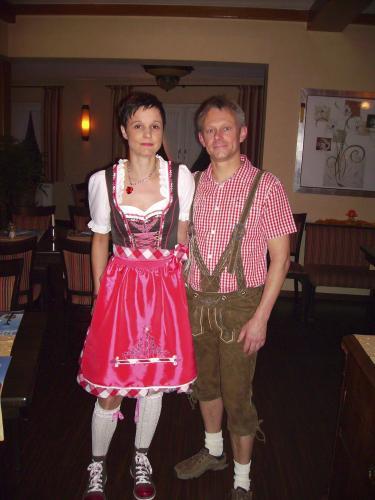 Beatrix und Thorsten Zölzer