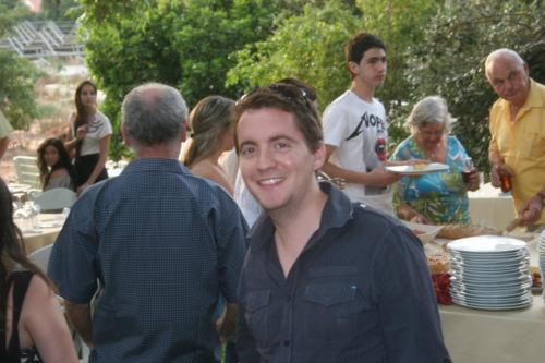Simon Berkley (Apartment Manager)
