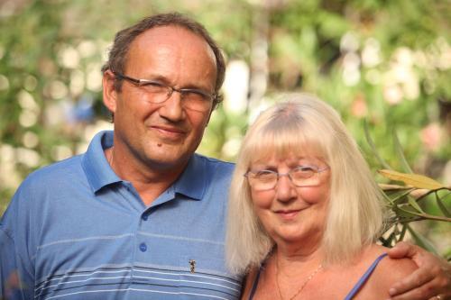 Marie-Christine et Michel