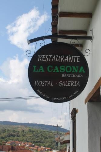 Hostal La Casona Barichara