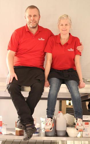 Ann & Isak