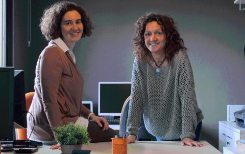 Maria y Mireia