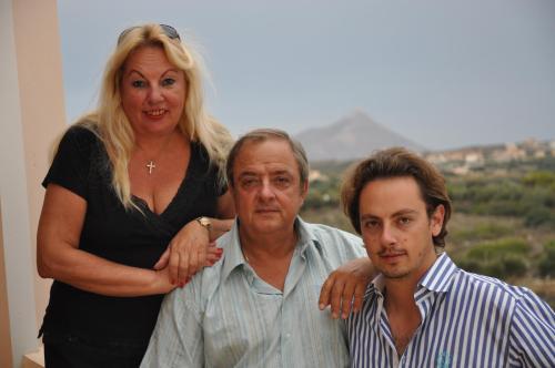 Alexandros, Emmanuel, Katerina