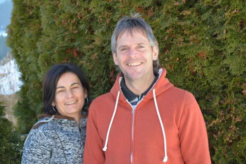 Ihre Gastgeber:  Lydia & Hermann