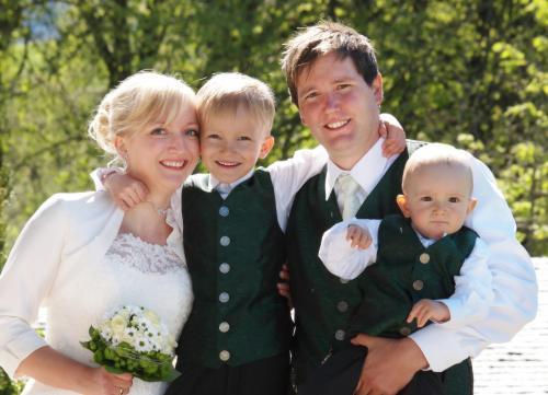 Familie Pirnbacher