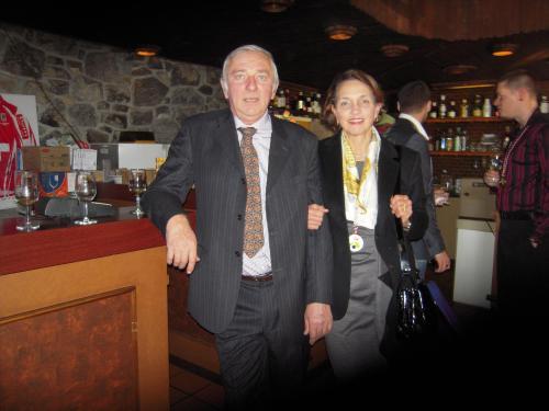 Bernard & Geneviève