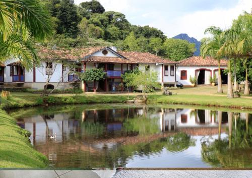 Pousada Villa Paolucci: casarão principal