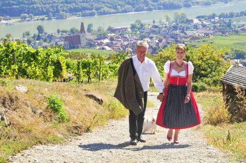 Heinz & Josi in der Ried Weitenberg