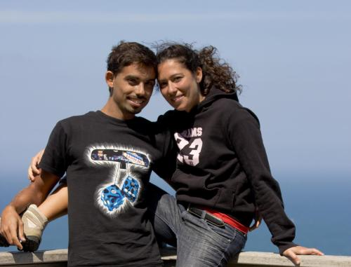 Umberto and Ilaria