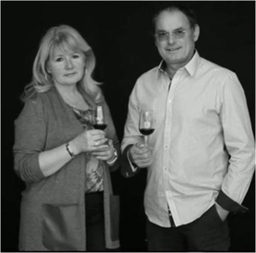 Chantal et Philippe MIECAZE