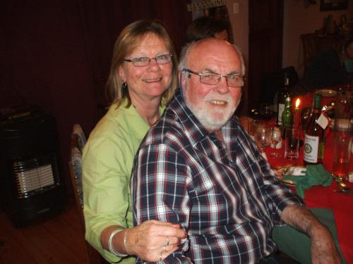 Louise & Mike Williams