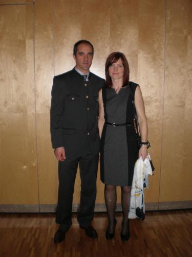 Heinrich und Andrea Fritzenwallner