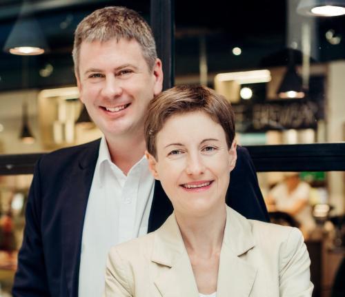 Stephanie & Christian Rank