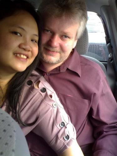 Malinee und Bernd Dreisbach