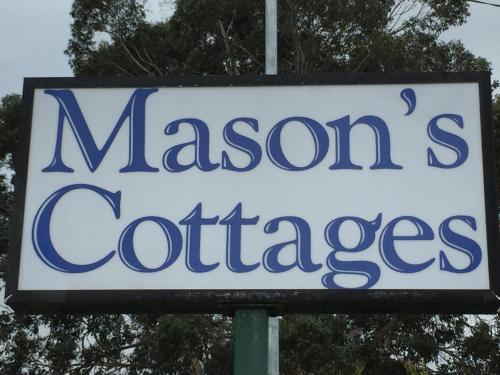 MASONS COTTAGES