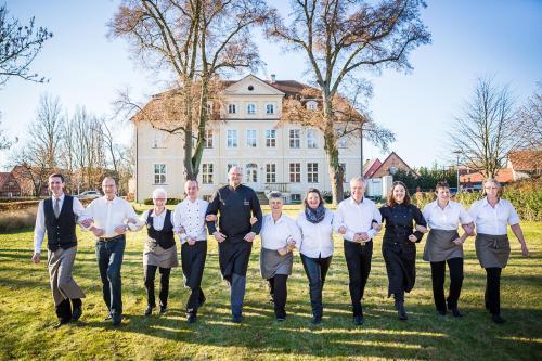 Das Team von Schloss Grube
