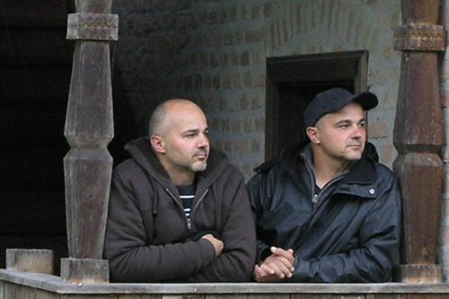 Igor Bojanic i Mladen Bojanic