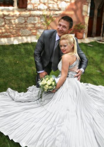 Ivan and Silvana Cvek