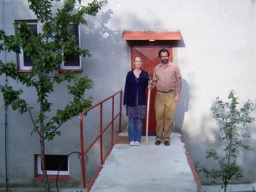 Nikola & Roger (a long time ago).