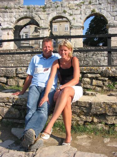 Simon en Mirjam