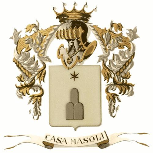Casa Masoli Coat of Arms