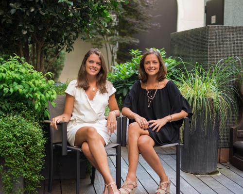 Lauren and Eva