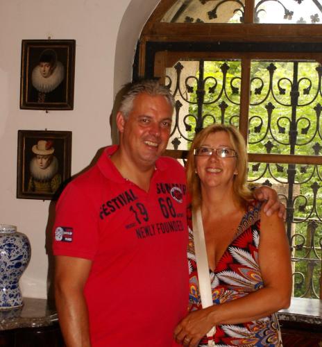 Wim en Patricia van de Ridder