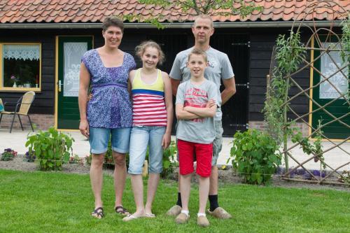 Familie Van de Waerdt