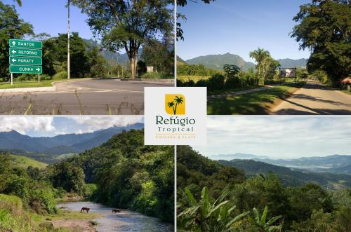 PARATY: Paraíso Tropical