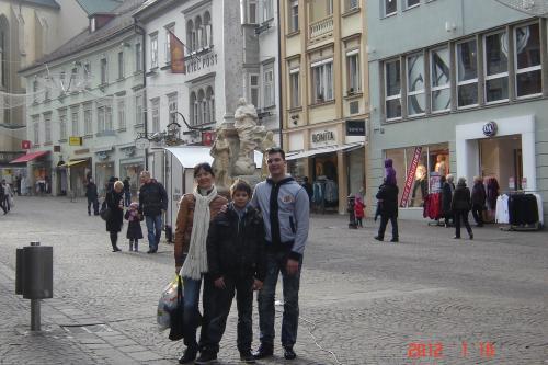 Emila,Josip i Orsat