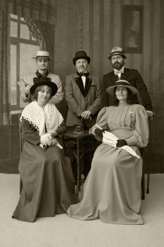 Rodina Měřičkova