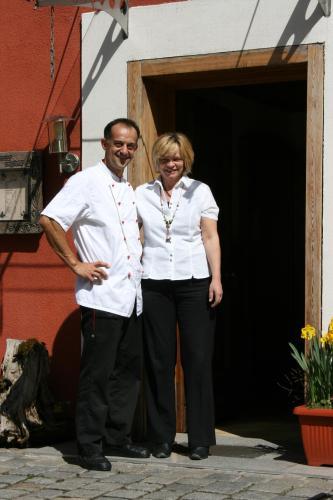 Besitzer Manuela und Helmut
