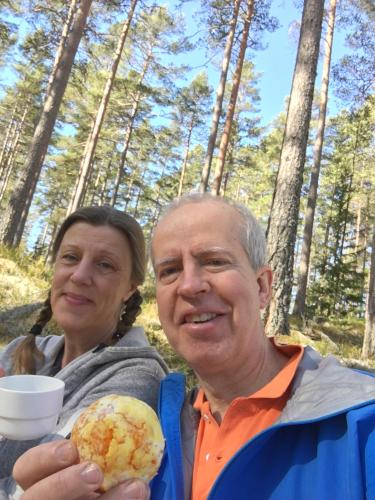 Irene & Rolf Elmstrom