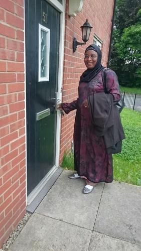 Mrs Obedat Olajide