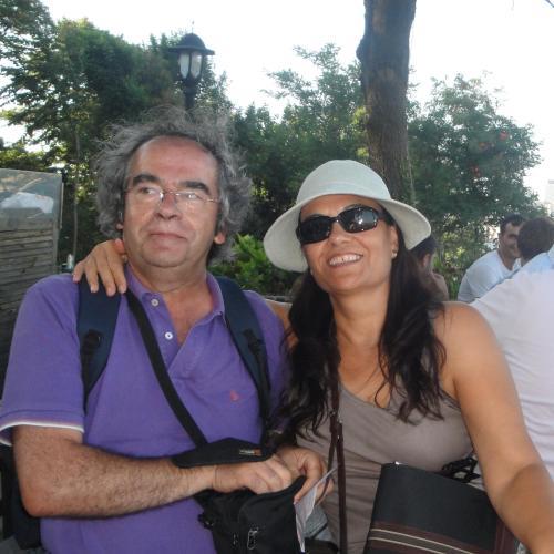 Fernanda e Fernando Cerqueira
