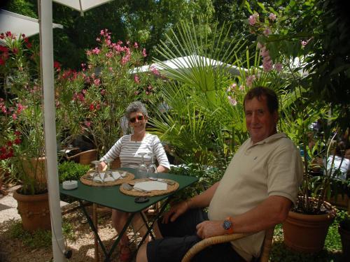 Guy et Evelyne
