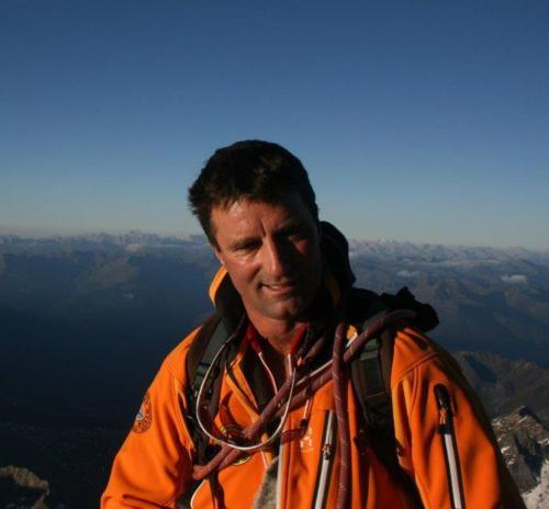 Peter Bauernfeind, Ihr Gastgeber und Bergführer