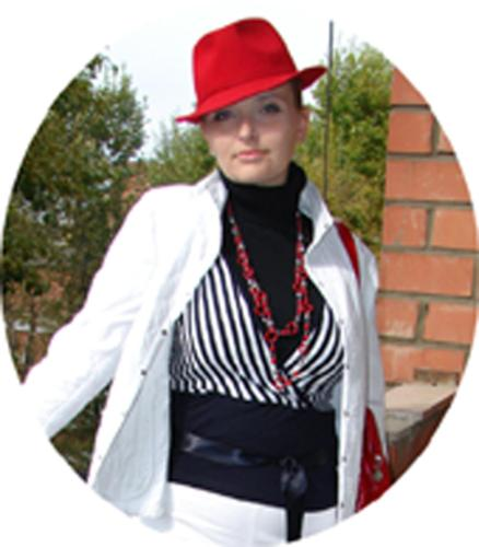 Жуковская Марина