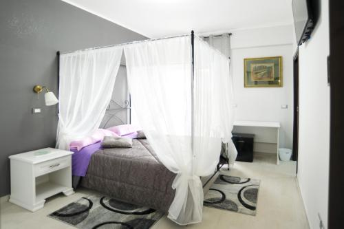 Camere Con Letto A Baldacchino.Guest House Elettra Siracusa Updated 2020 Prices