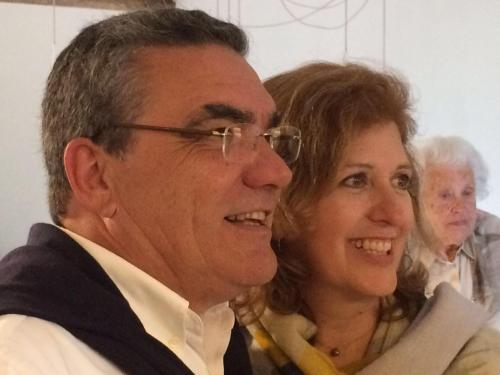 Emanuel and Manuela Oliveira