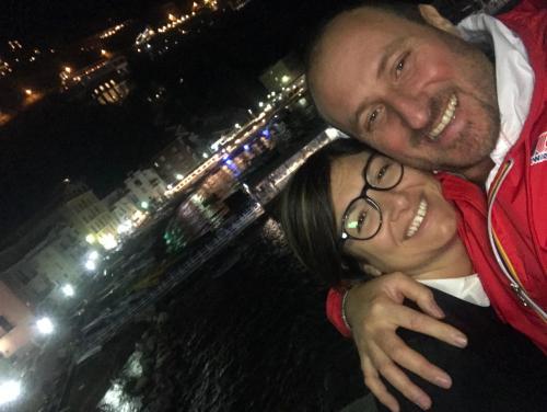Gianluca e Rosaria